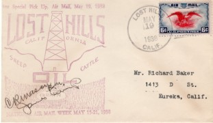 Lost Hills CA