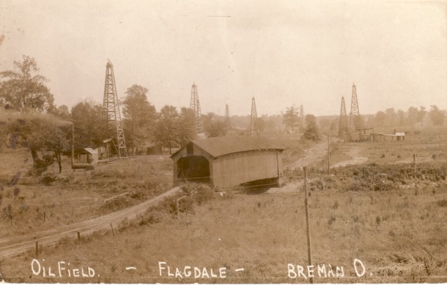 Bremen OH bridge oilfield rppc