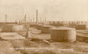 casper refinery