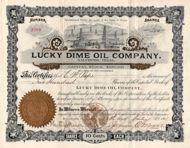 lucky-dime-oil-stock