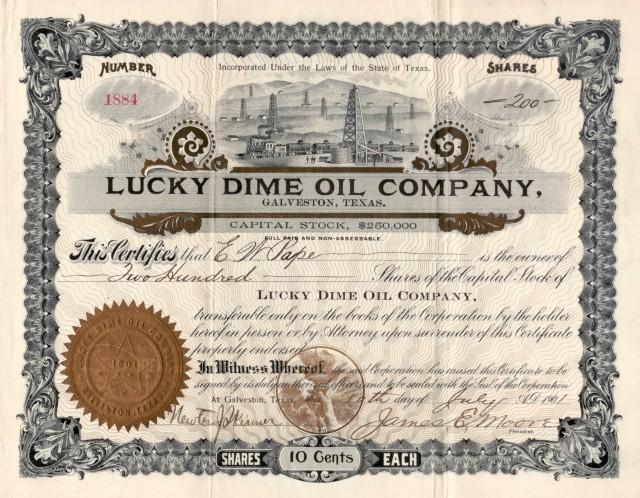 lucky-dime-oil-stock